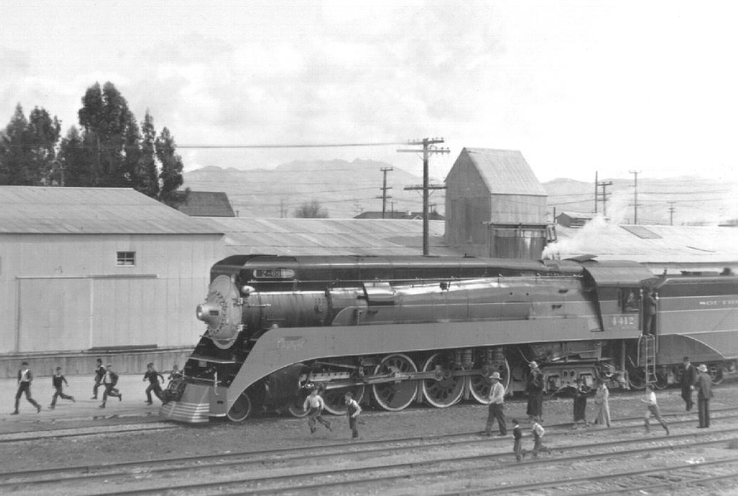 SP-4412. First trial Daylight at Salinas, ...